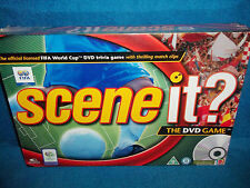 SCENE IT? - FIFA WORLD CUP EDITION 2006 - DVD FOOTBALL TRIVIA GAME - NEW, SEALED