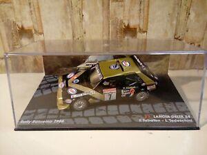 Modellino Die Cast Lancia Delta S4 Rally Sanremo 1986 1/43 RALLY44