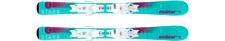 Elan 2021 Girl's kids Skis 100cm Elan Starr + size adjustable Bindings  NEW