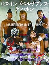 New Japan pro Wrestling  NAITO LOS INGOBERNABLES DE JAPON  Sports Album No. 60