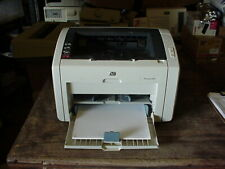 HP Laserjet 1022   Laser Printer *REFURBISHED*  Warranty & toner *FREE SHIPPING*