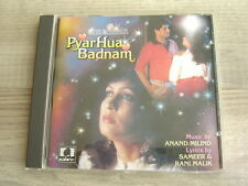 bollywood CD film soundtrack movie ANAND MILIND sameer PYAR HU BADNAM kumar sanu