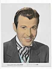 "1951 MOVIE STILL PHOTO ""GOLDEN GIRL"" STARRING DENNIS DAY TECHNICOLOR ADDED 8X10"