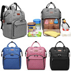 Baby Diaper Nappy Mummy Changing bag Backpack Set Multi-Function Hospital Bag <br/> +++BEST QUALITY+LARGE SIZE+UK STOCK+TRUSTED SELLER+++