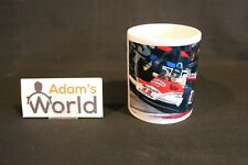 Coffee Mug 1976 Marlboro McLaren M23 #11 James Hunt (GBR) by Toon Nagtegaal (OE)