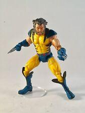 New listing Marvel Legends Wolverine Action Figure ToyBiz Unmasked