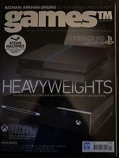 Games TM 141 Games Tm Issue 141 UK