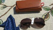 Genuine Fossil Sunglasses including case. BNWT