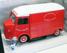 Véhicules miniatures Solido de Citroën, 1:18