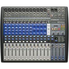 PreSonus StudioLive SLAR16 8-Channel Hybrid Mixer