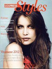 STYLES 2011: LAETITIA CASTA_Catherine DENEUVE_ALBERTO ALESSI_ANGELINA JOLIE