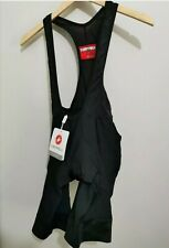 Castelli Entrata Bib Shorts Black XL
