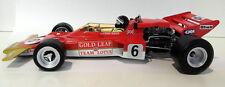 Quartzo escala 1/18 - 18272 Team Lotus Type 72 C #6 J. Rindt 1970 austriaco GP F1