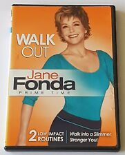 WALK OUT JANE FONDA PRIME TIME DVD (#DVD01345)