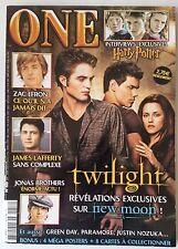 One n°58; James Lafferty/ Harry Potter/ Zac Efron/ Ashley Greene/ Nozuka Justi