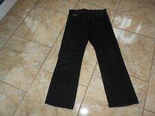 J2220 Wrangler Regular Fit Jeans W32 L32 Schwarz Gut