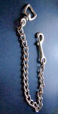 Robuste Hosenkette Schlüsselkette Rockabilly Geldbörsenkette 70 cm