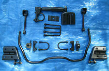 S10 REAR SWAY BAR, HOP SHOCK, BETTER SPRING PLATES XTREME SONOMA BOLT ON KIT ZQ8