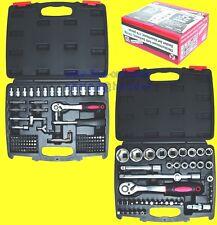 Kraftman 9192 ZOLL 2 Werkzeugkoffer Werkzeugkasten zölliges Werkzeug 174 teilig