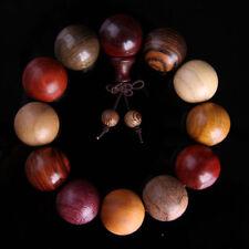 Top Kinds Natural Rosewood Phoebe Machilus Sandalwood Buddh Bead Bracelet Gift A