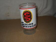 Glass: Sirloin Stockade, King Sirloin Drinking Glass