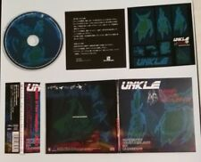 UNKLE RABBIT IN YOUR HEADLIGHT RARE JAPAN CD RADIOHEAD