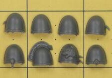 WARHAMMER 40K Space Marines dello Spazio Lupi thunderwolf CAVALLERIA Spalline