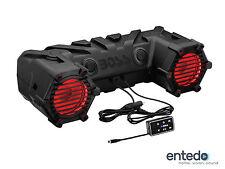BOSS AUDIO ATV30BRGB 12V Bluetooth Soundsystem Soundbar Wasserdicht ATV UTV Boot