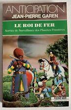 (FN944) ANTICIPATION FLEUVE NOIR  ? N° 1712 - LE ROI DE FER