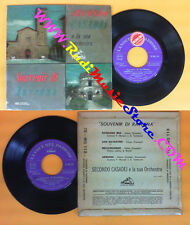 LP 45 7'' SECONDO CASADEI Souvenir di ravenna Romagna mia Silvestro no cd mc vhs