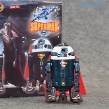 Star Wars Superman Force Figure R2 D2 Cos Dc Awakens Droid Bootleg New Gift Box