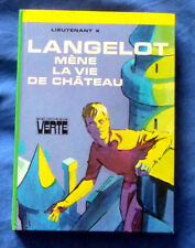 bibliothèque verte / Langelot passe à l'ennemi / Lieutenant X
