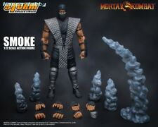 Storm Collectibles 1/12 Action Figure - Mortal Kombat: Smoke (NYCC 2018)