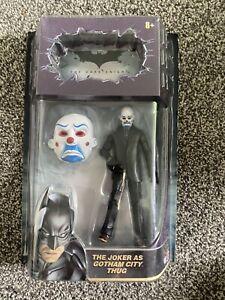 Batman The Dark Knight Movie Masters - Joker as Gotham City Thug Action Figure