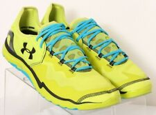 Under Armour UA 1235671-317 Charge RC 2 Neon Yellow Running Sneakers Men's US 14