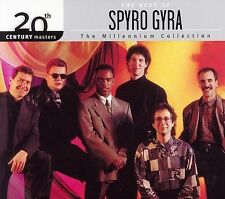Spyro Gyra : Millennium Collection-20th Century Masters Jazz 1 Disc CD