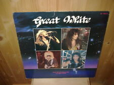 """GREAT WHITE face the day 12""""  MAXI 45T"""