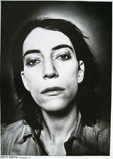 "PATTI SMITH POSTER ""FACE"""