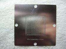 80*80 SONY PS4 GPU CXD90026 G CXD 90026 G CXD90026G BGA Reball Stencil Template