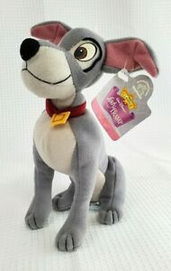 """Disney Classics Lady and the Tramp Plush Applause 7"""" Tramp Beanbag 42652 NEW"""