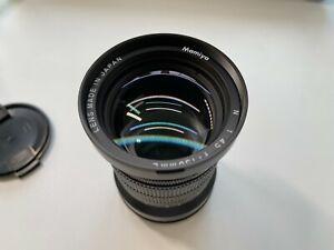 [Mint++] MAMIYA N 150mm F4.5 L Lens w/ Hood Cap For Mamiya 7 7II