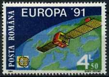 Romania 1991 SG#5334 Europa, Europe In Space MNH Cat £5 #C157