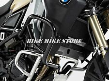 barra de protección Protección GUARDIA negro. BMW F 800GS ADVENTURE (13