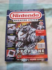 Nintendo Magazine System - Issue 4 - January 1993 - inc Super Mario and Dropzone