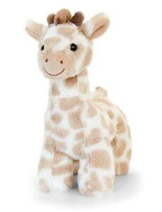 CREAM BEIGE GIRAFFE Teddy Bear Soft Toy - New Baby Christening Baby Shower Gift