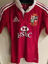 British & Irish Lions Adidas Rugby Shirt Size M Women's Jersey Australia 2013