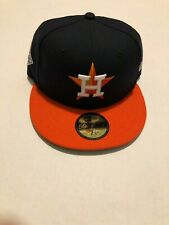 Houston Astros MLB New Era 2019 World Series On-Field 59Fifty Hat Size: 7 1/8