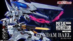 METAL ROBOT SPIRITS <SIDE MS> Gundam Bael figure toy Japan ver BANDAI