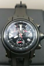 New Oakley Watch Holeshot Stealth Chronograph gmt judge timebomb doubletap