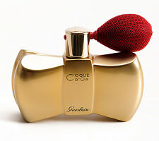NIB Guerlain Coque D'or Perfumed Shimmer Powder for Face & Body Limited Edition